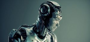 Inteligencia Artificial Robot