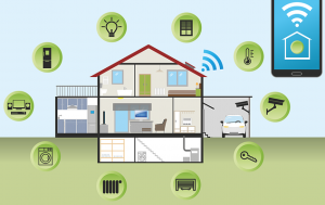 Casa Inteligente Internet of Things IoT
