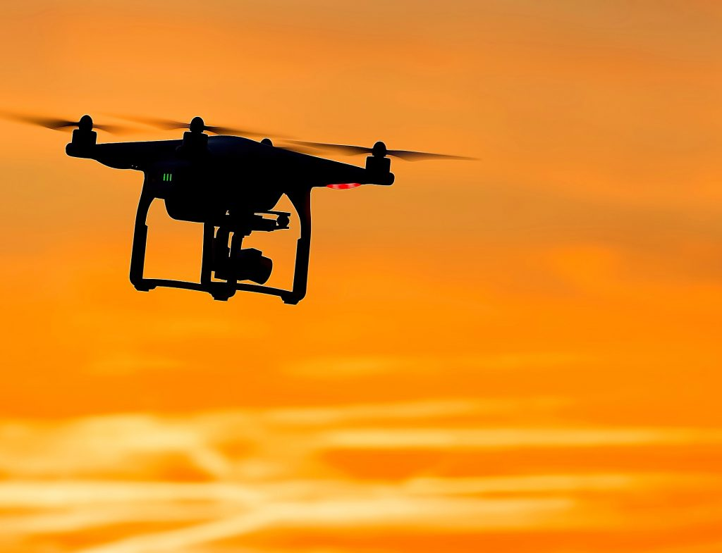 drone Internet of Things IoT